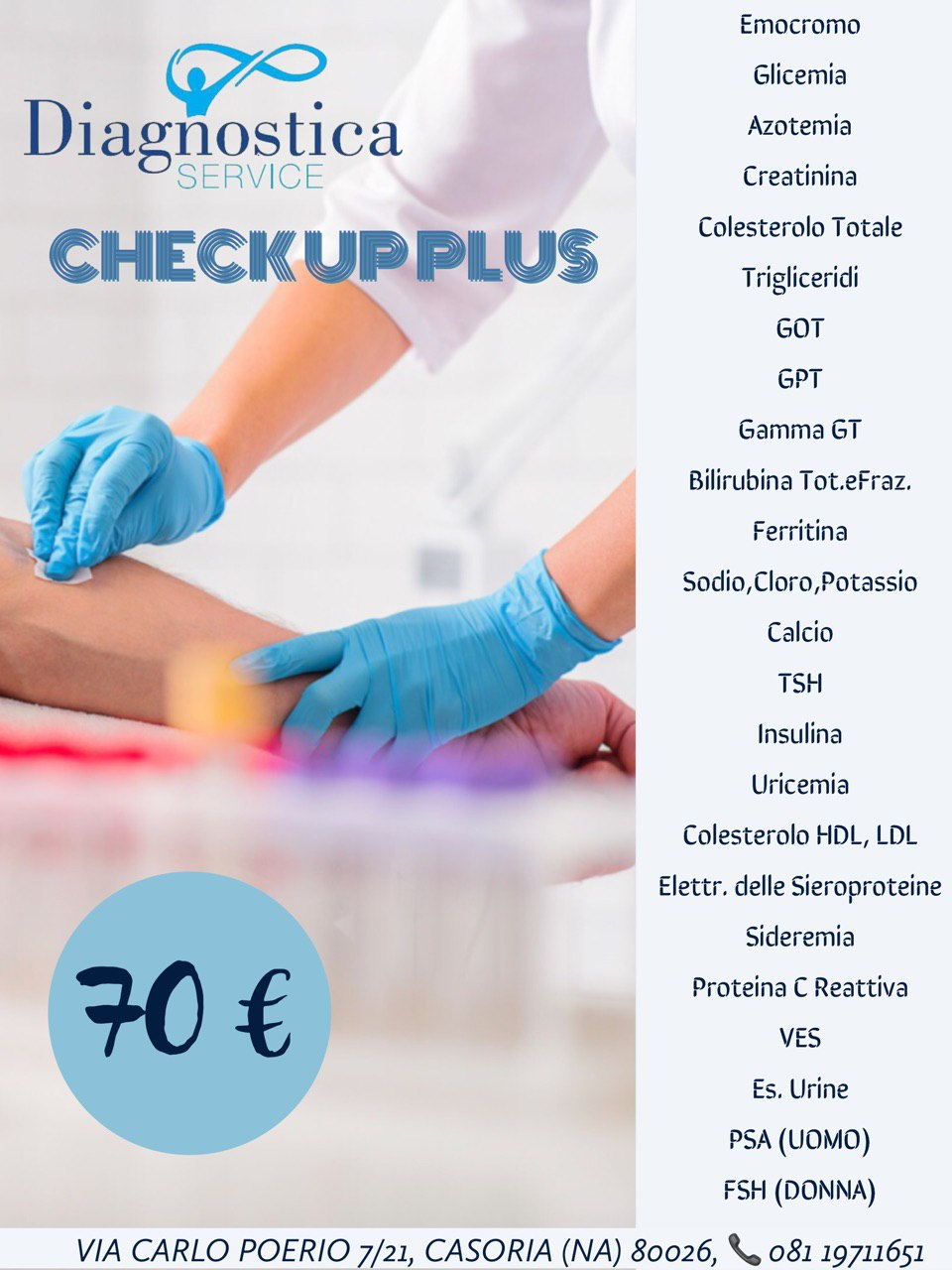 check up plus